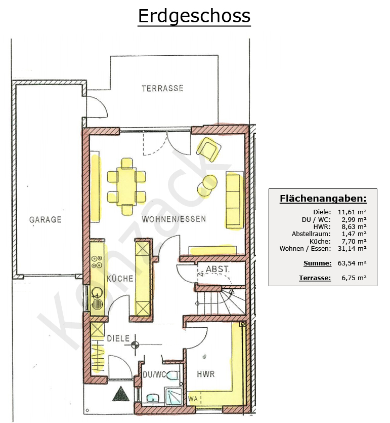 Planbau Konzack Grundrissideen